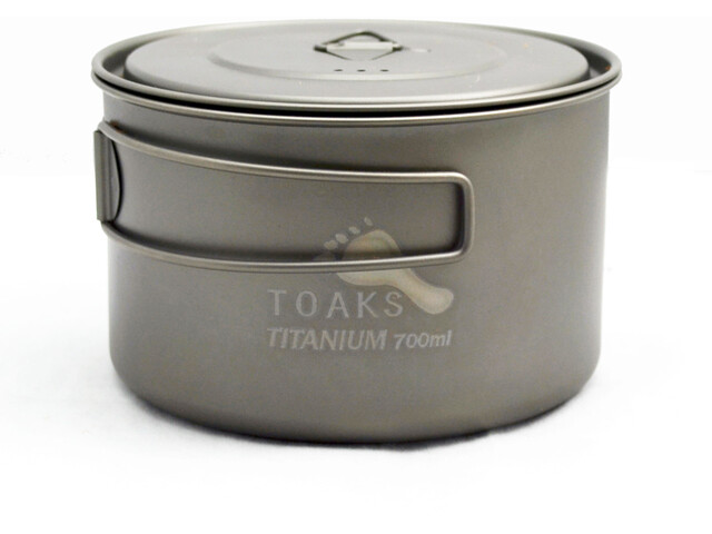 Toaks Light Titanium D115mm Olla 700ml